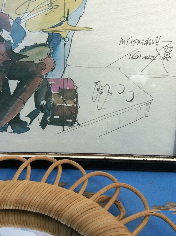 Signature tableau Weisman
