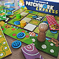 On a testé le jeu patchwork express