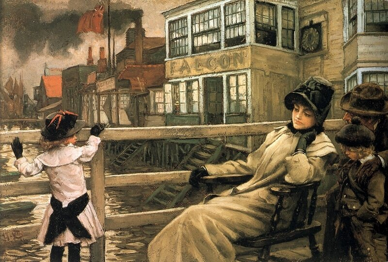 800px-James_Tissot_-_Waiting_for_the_Ferry