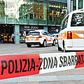 Attentat à lugano (suisse) : une femme islamiste de 28 ans a tenté d'étrangler une passante et en a poignardé une autre au cou,