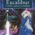 Excalibur l'épée dans la pierre, terence hambury white