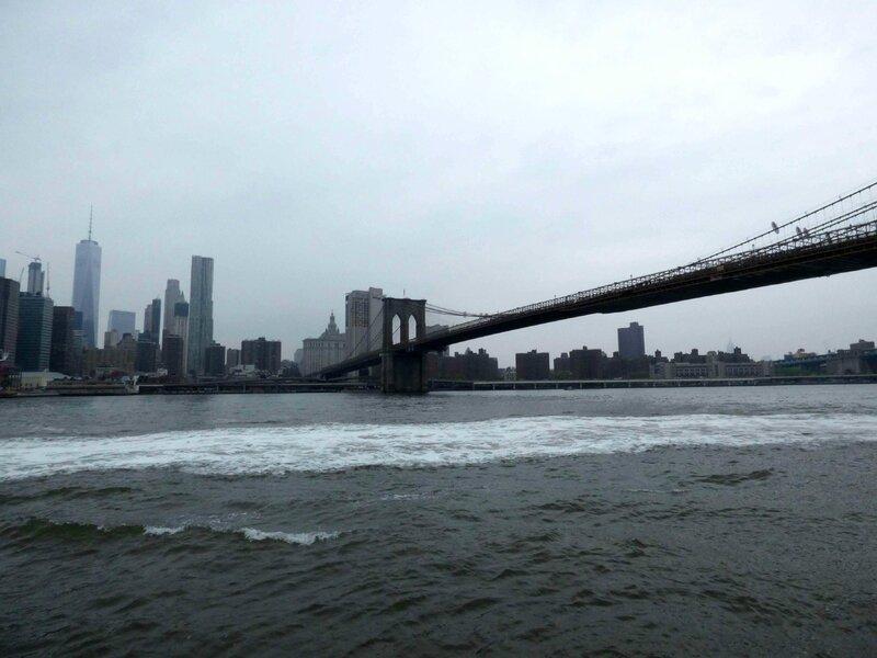 un pont qui enjambe le fleuve