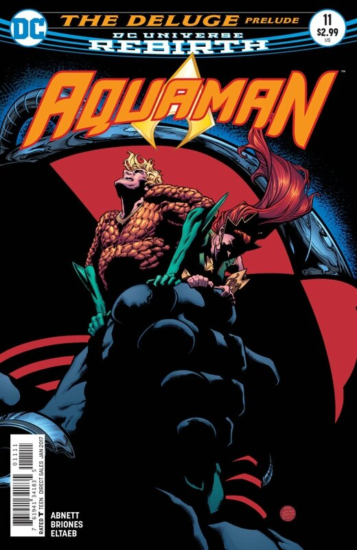 rebirth aquaman 11