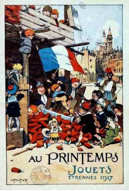 Jouets Printemps 1917-1