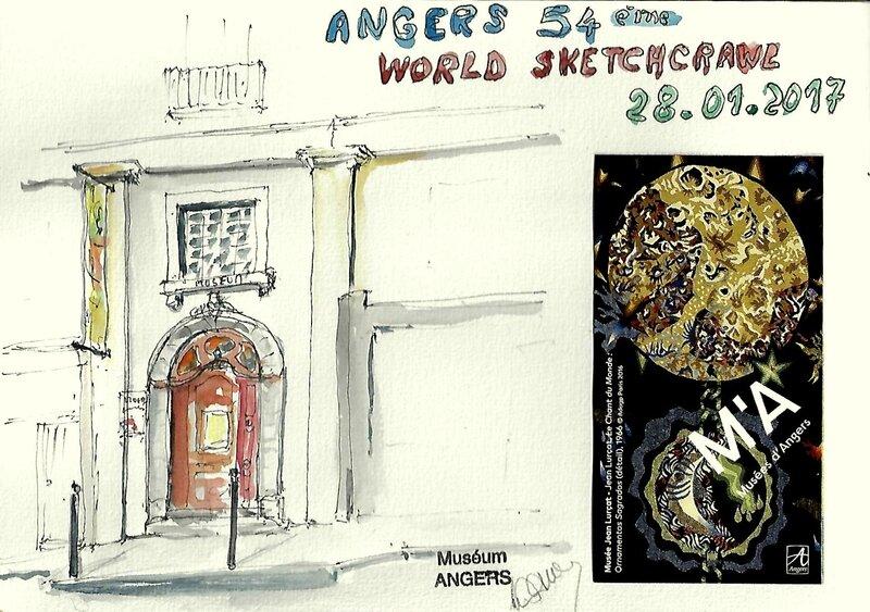 54 ème WSKC au Muséum d' Angers