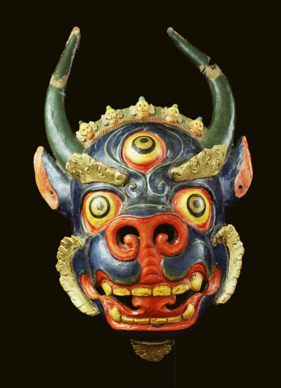 d7f5342198c8 New Rubin Museum of Art exhibition features nearly 100 masks and costumes  from diverse cultures