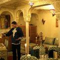 فن البناء في الدار البيضاء داخل الفنادق والفيلات والقصور
