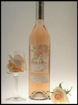petale de rose vin rose 1