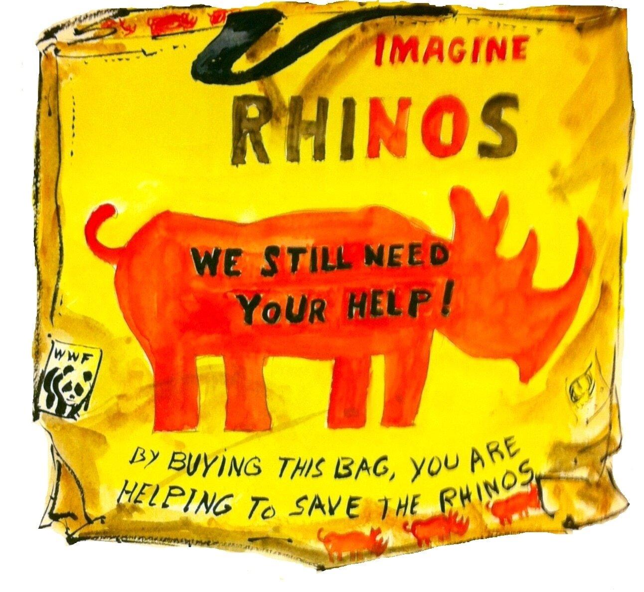 44 Artisanat Help Rhinos