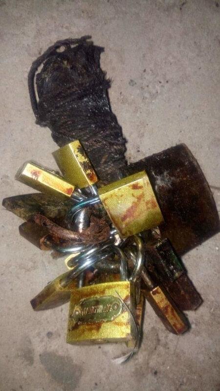 cadenas mystique iwori