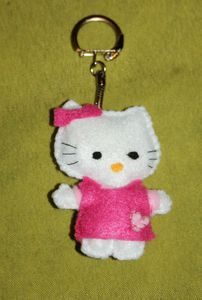 Porte-clés_Hello Kitty_005