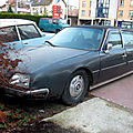 La citroen cx prestige (illkirch)