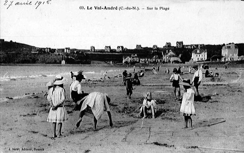 Val Andre 1915