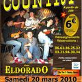 Grande soiree country a boulogne sur mer