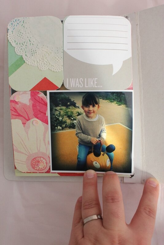 mini album by julia façon project life (17)