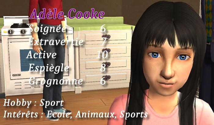 Adèle Cooke