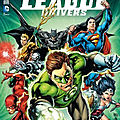 Justice league univers 4