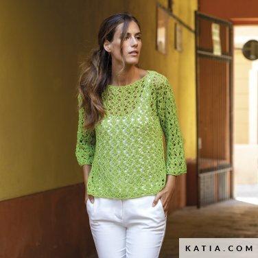 patron-tricoter-tricot-crochet-femme-pull-printemps-ete-katia-6122-30-p