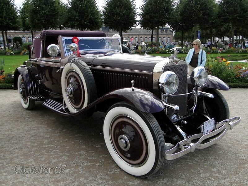 hispano suiza h6b cabriolet 1928 a