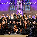 Foussay payré; festival des voûtes célestes - église et abbayes du sud-vendée avec des grands noms de la musique classique
