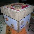 Cartes et cadeaux reçus