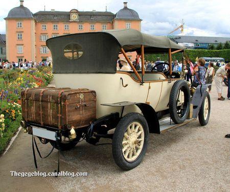 Rochet schneider torpedo de 1910 (9ème Classic Gala de Schwetzingen 2011) 02