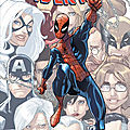 marvel deluxe spiderman big time 01 tout vient à point
