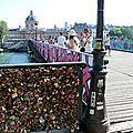 Pont des arts, art urbain, cadenas_8283
