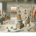 l'atelier de serrurerie