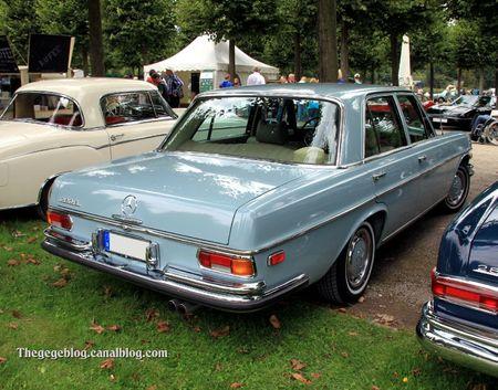 Mercedes 280 S version US (W111)(9ème Classic Gala de Schwetzingen 2011) 02