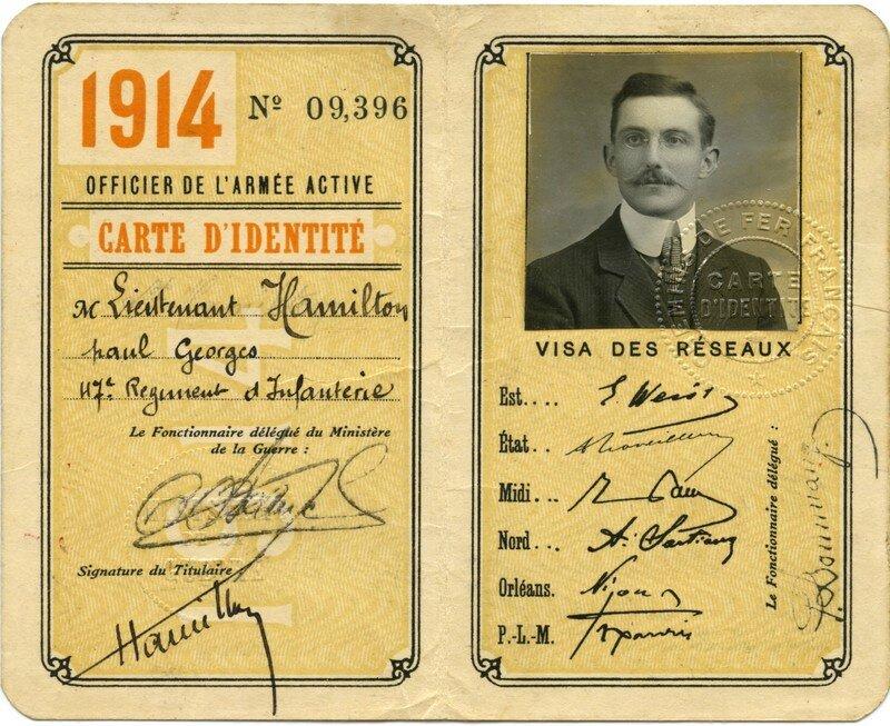 Carte D Identite Donnant Droit Au Tarif Militaire Sur Les Reseaux De