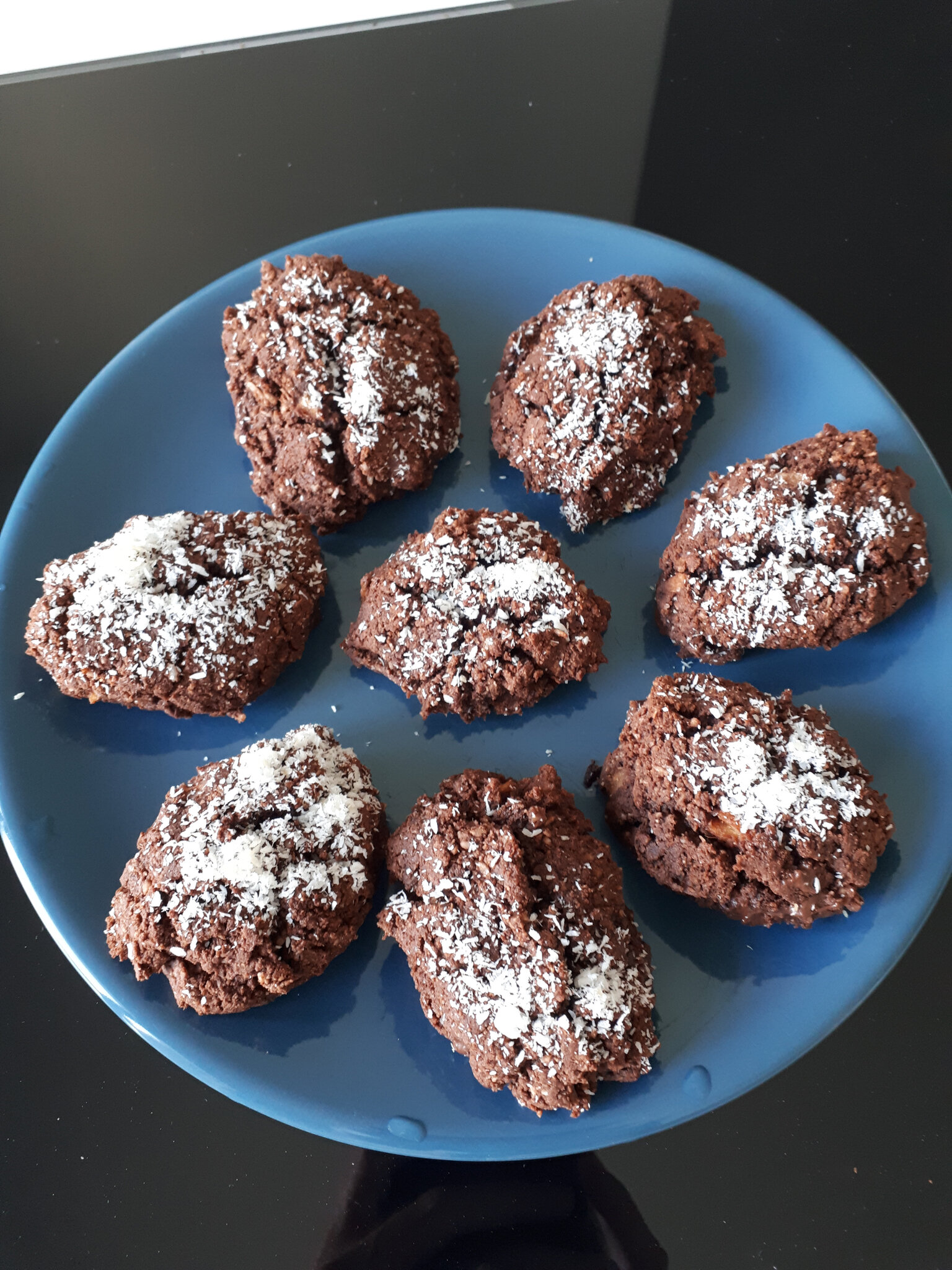 Cookies moelleux Chocolat Coco