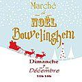 Marché de noël de bouvelinghem 2014