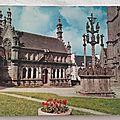 St Thegonnec datée 1970