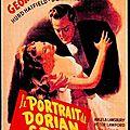 PORTRAIT DE DORIAN GRAY
