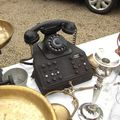 Brocante Ancien Téléphone
