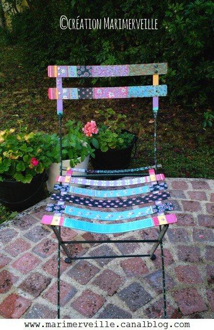 Chaise marimerveille fermob N°1
