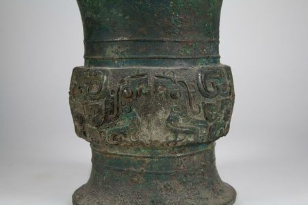 Chinese-Archaic-Ritual-Bronze-Vessel-1100-1000-BC_11