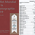 2019 nicole gabriel s'est distinguee au concours international de la gpu (global photographic union)