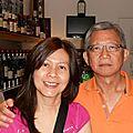 Kim & Willem, Singapour, 27-05-2012