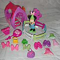 Minnie Mouse style Polly pocket (2)