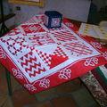 Première Exposition de Boutis Patchwork Crochet Broderies... 08.