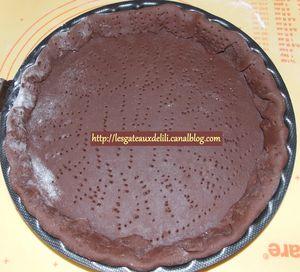 2013 02 03 - tarte frangipane poire chocolat (1)