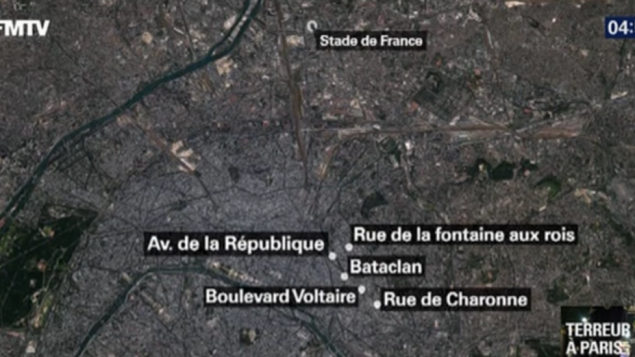 Attentats Paris 13 nov 2015