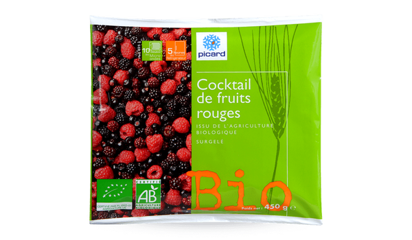 coktail fruit rouge picar