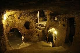 labyrinthe souterrain