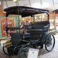 Peugeot type 16 vis à vis 1897