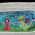 Atelier kamishibaï sur le thème princesse et dragon
