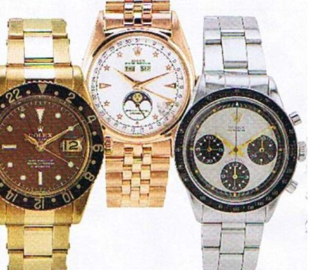 Collection_Davide_Blei_Rolex
