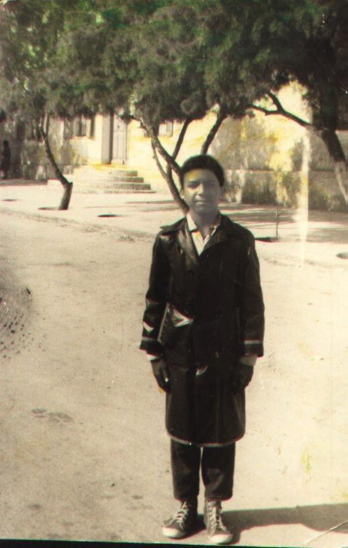 Ma photo en 1959.